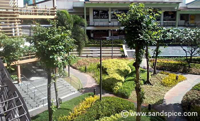 Cebu - Ayala Mall Gardens