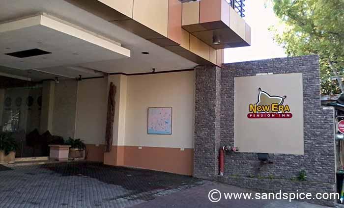 Cebu city guesthouse - New Era Pension Inn