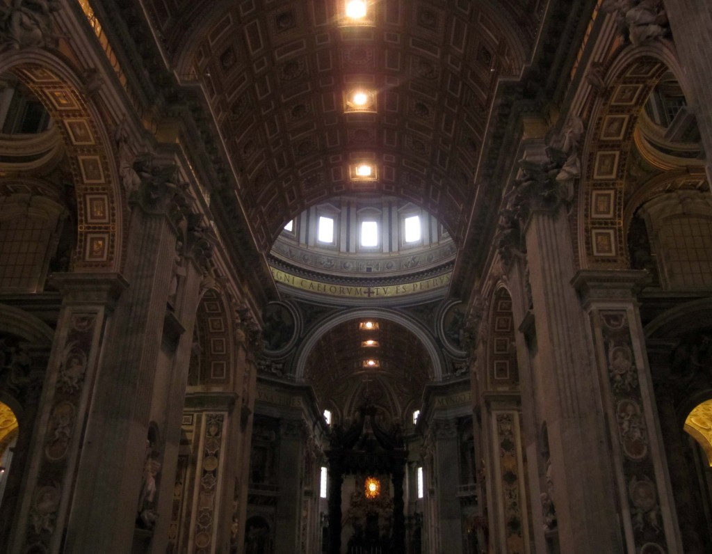 Rome - St Peter's Basilica