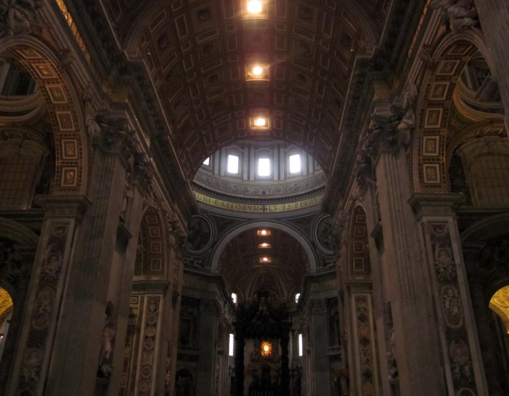 Rome - St Peter's Basilica