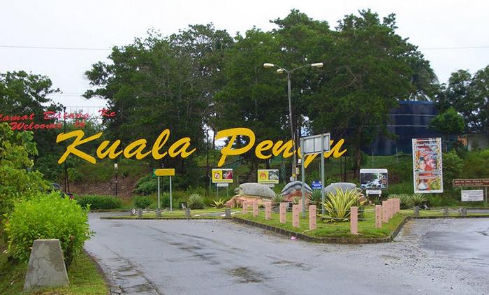 Malaysia Travel Plan - Kuala Penyu