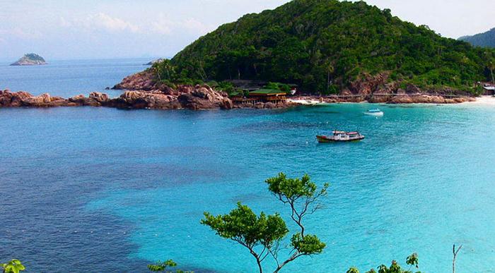 Malaysia Travel Plan - Tioman: Off the east coast of Malaysia