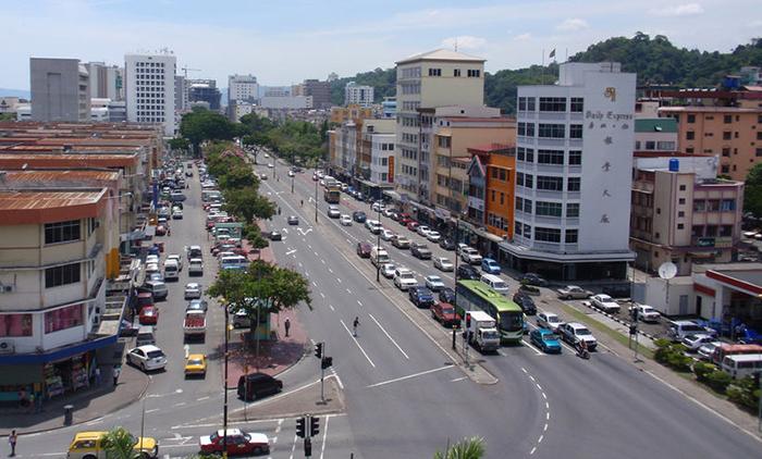 Malaysia Travel Plan - Kota Kinabalu, Borneo