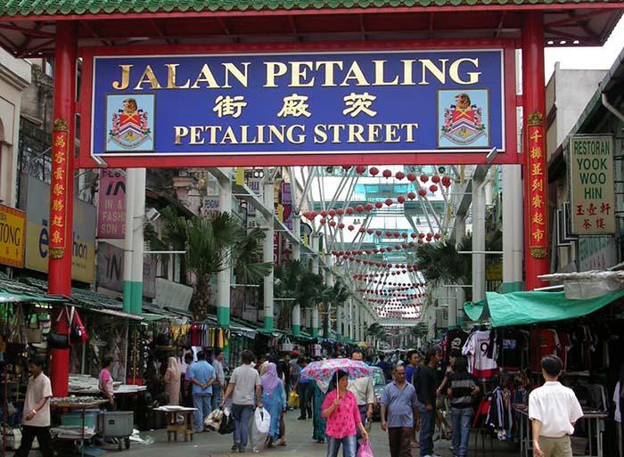 Malaysia Travel Plan - Chinatown, Kuala Lumpar