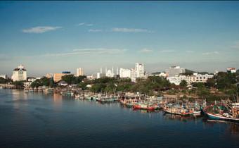 East Malaysia & Borneo - Tioman to Kuantan