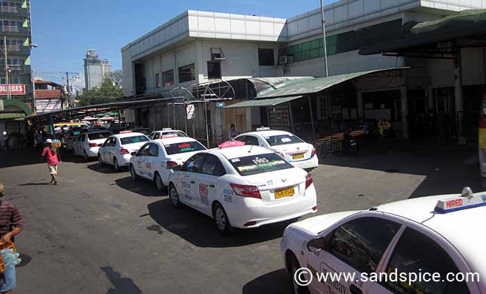 Cebu City to Moalboal by Bus