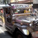Buses & Jeepneys in the Philippines
