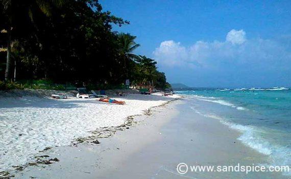 Dumaluan Beach, Philippines