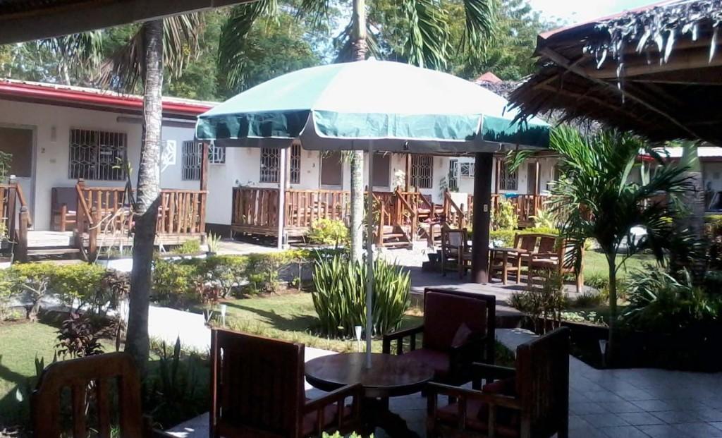 Isla Hayahay Resort, Pangangan