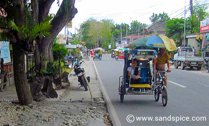 Philippines Trikes Taxis and other Transport Options