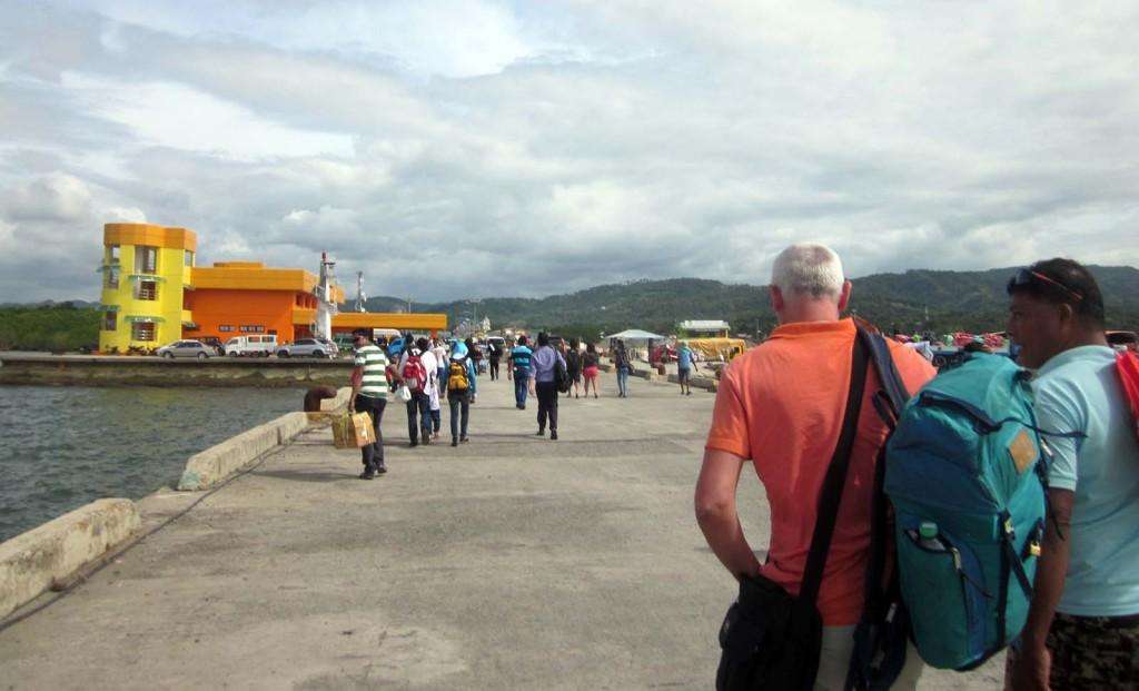 Bohol ferry from Cebu to Tubigon