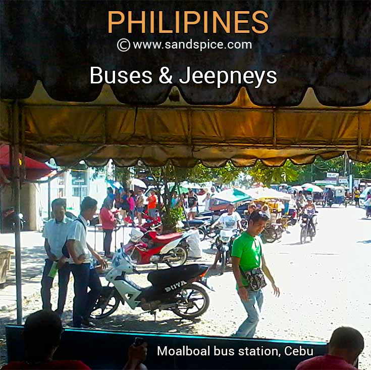 Philippines Buses & Jeepneys