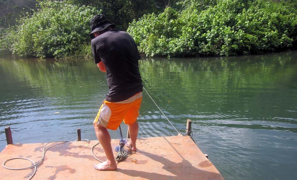 Into the Tioman Rainforest