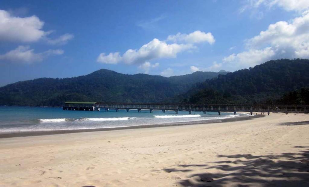 The Jetty on Juara Beach