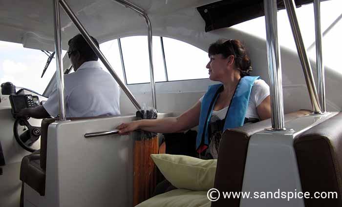 The Makunudu Island Express - Makunudu Island Paradise