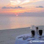 Sandbank Sunset - budget accommodation