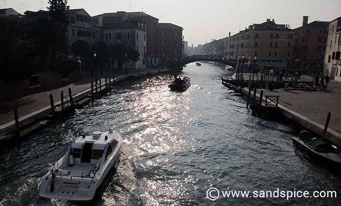 Venice off season