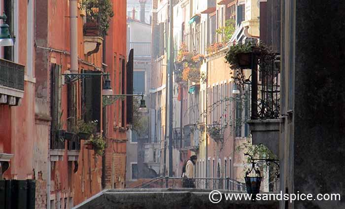 Venice Bridges & Balconies