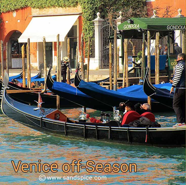 Gondolas & Vaporetti