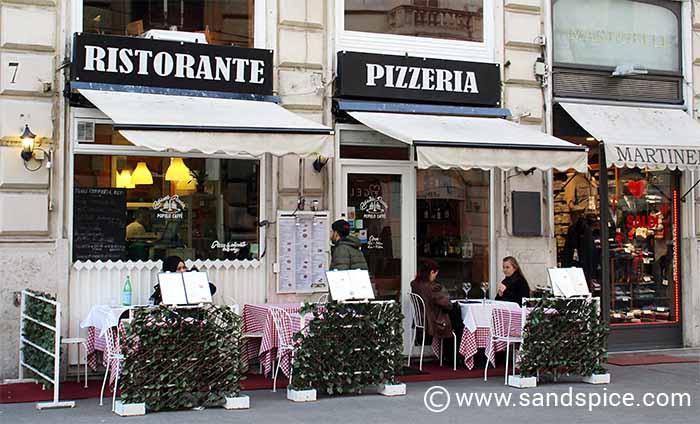 Inexpensive Rome Restaurants: Ristorante Pizzeria Popolo Caffè