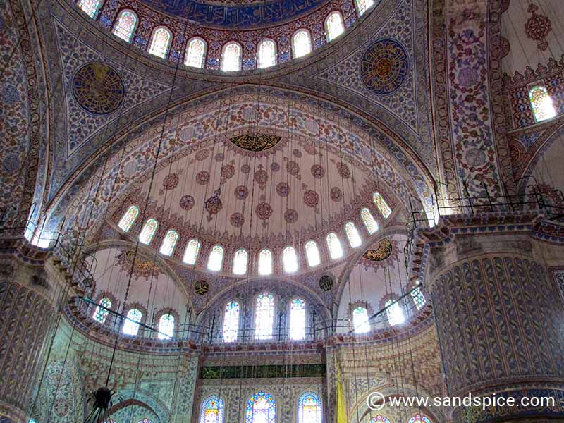 Istanbul Mosques - The Blue Mosque