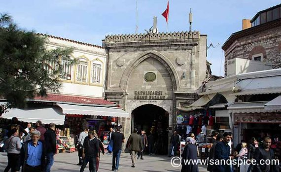 Istanbul Leather Shopping Mosques