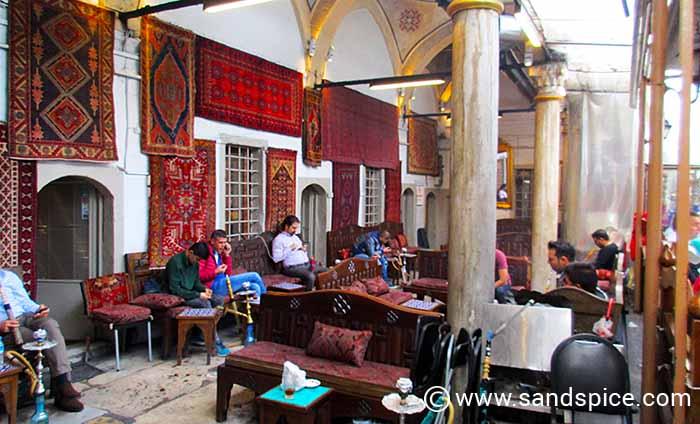 Istanbul Airport-City Transfer - Shisha Cafe