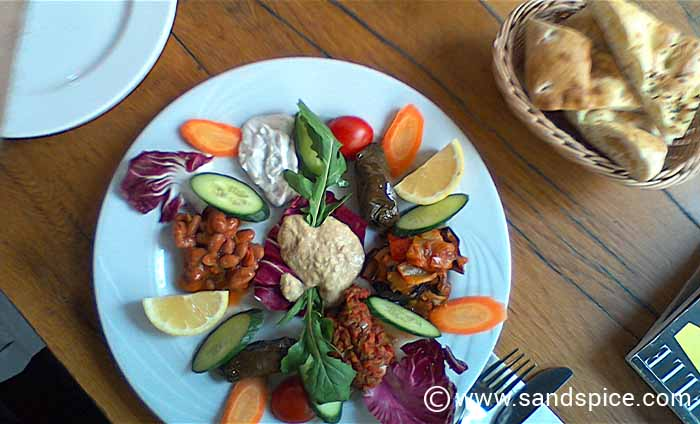 Istanbul Eateries - Turkish Appetizers