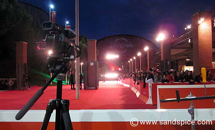 Rome Film Festival - The Red Carpet