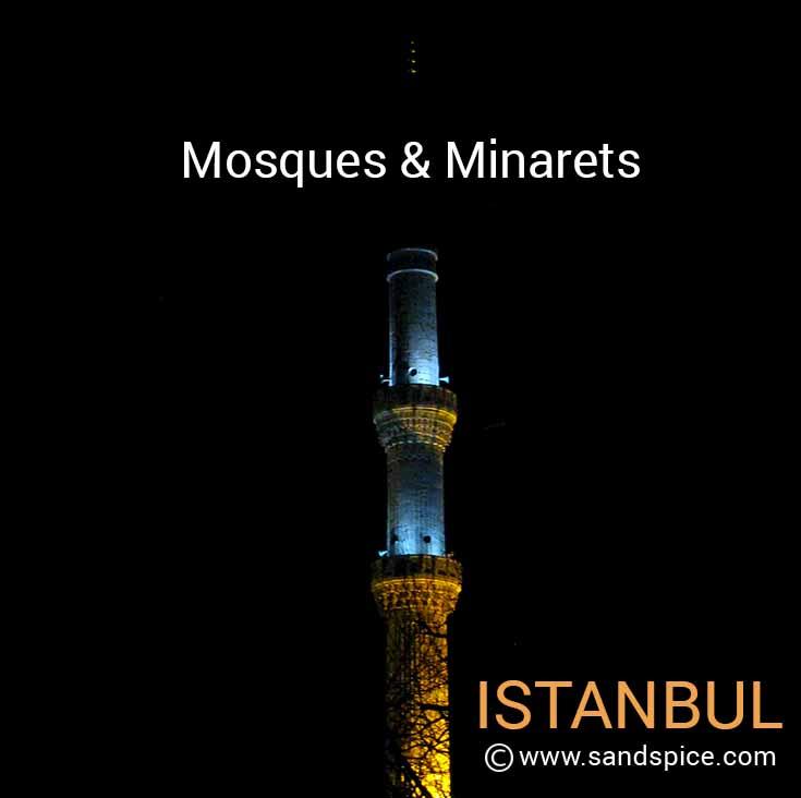 Mosques & Minarets