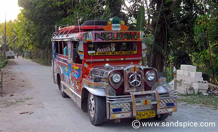 Take a Jeepney!