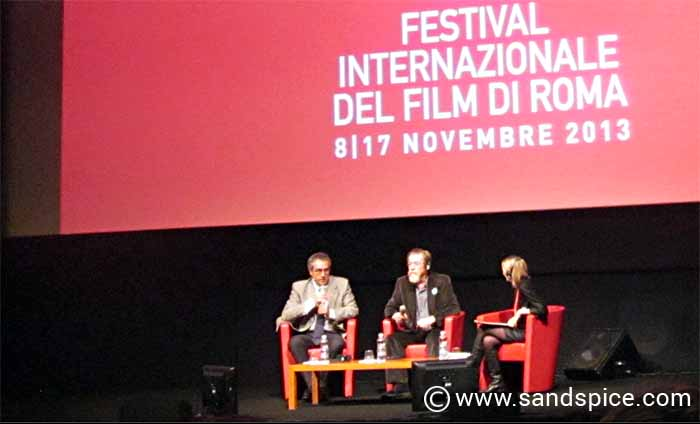An Audience with <em><strong>John Hurt</strong></em> at the Rome Film Festival