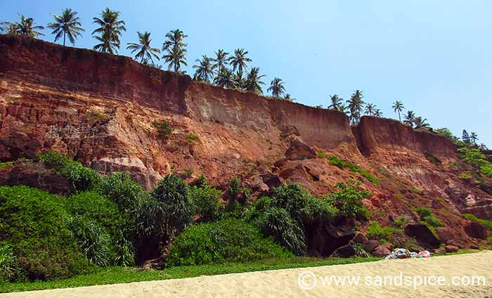 Varkala in Kerala