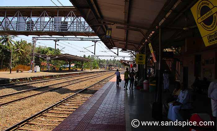 Indian Railways Sleeper Class to Kochi