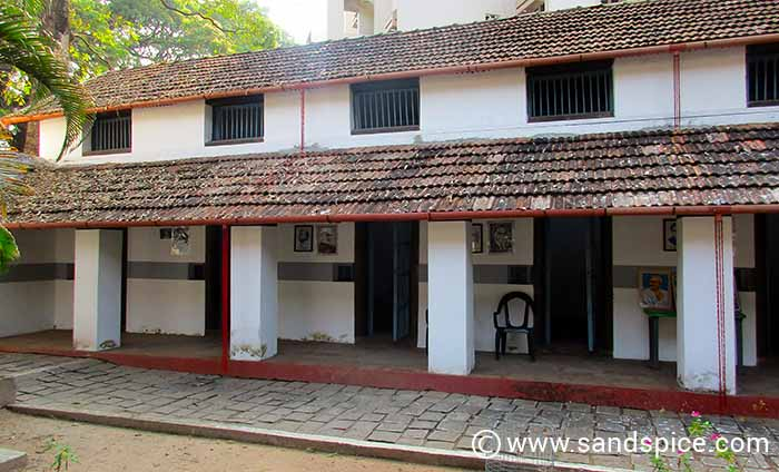 Fort Kochi - Getting in and out - Fort Kochi Jail Complex