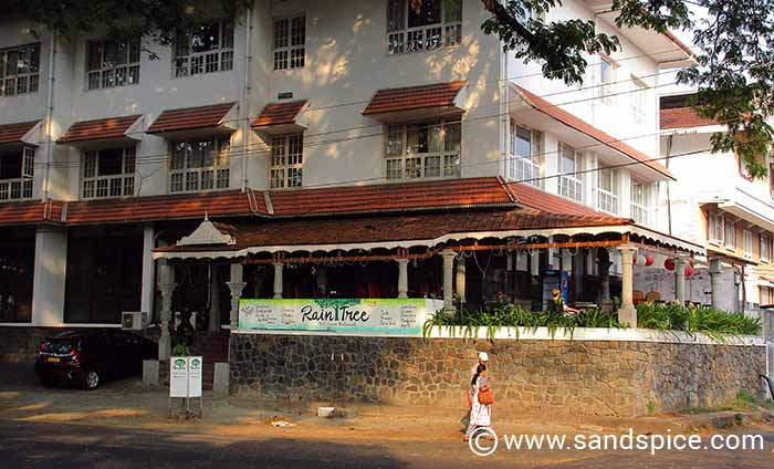 Fort Kochi - Getting in and out