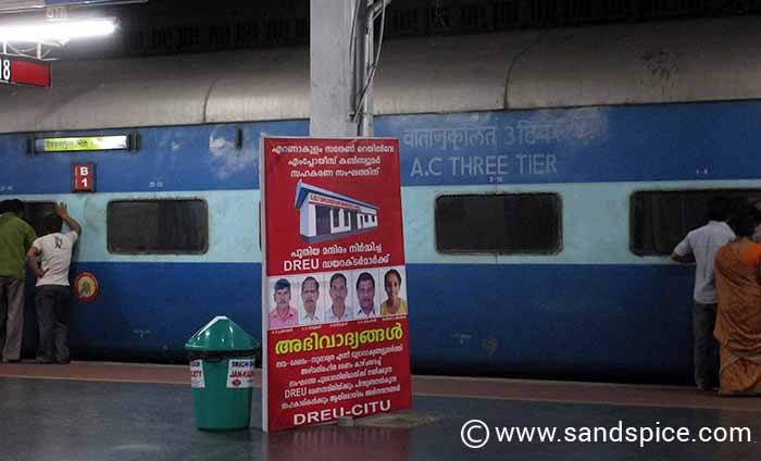 AC3 Class to Goa