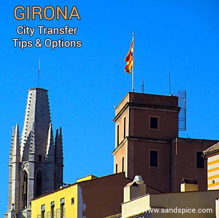 Girona Transfers
