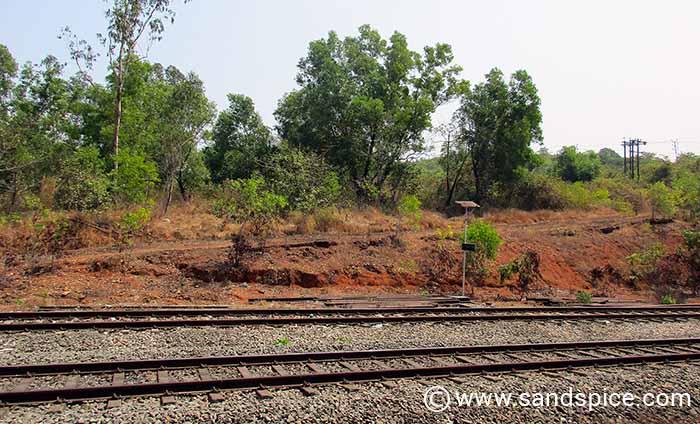 South Goa via AC2 Train Class