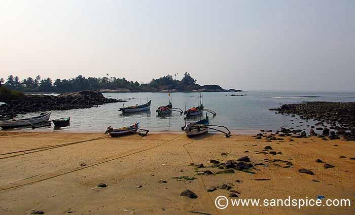 Goa Beach Hopping - Colomb Beach, Goa