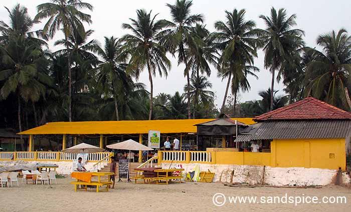 Palolem Beach Guesthouses