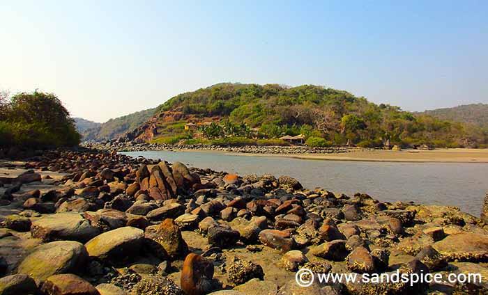 Palolem Beach Goa - Reason enough to visit India