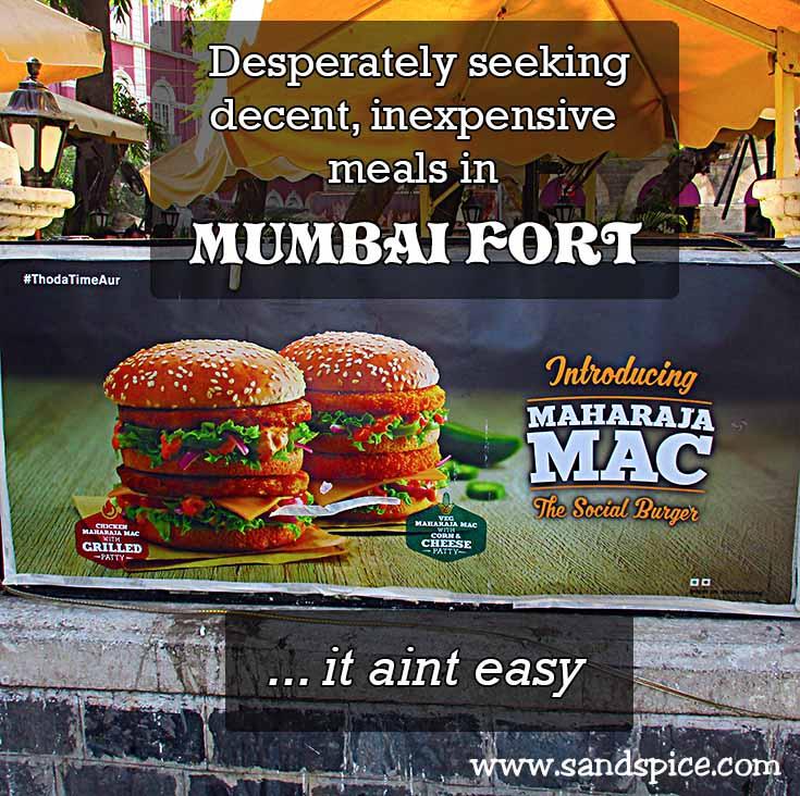 Mumbai Burger