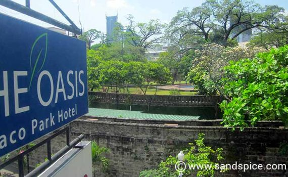 Oasis Hotel - Paco Park, Manila