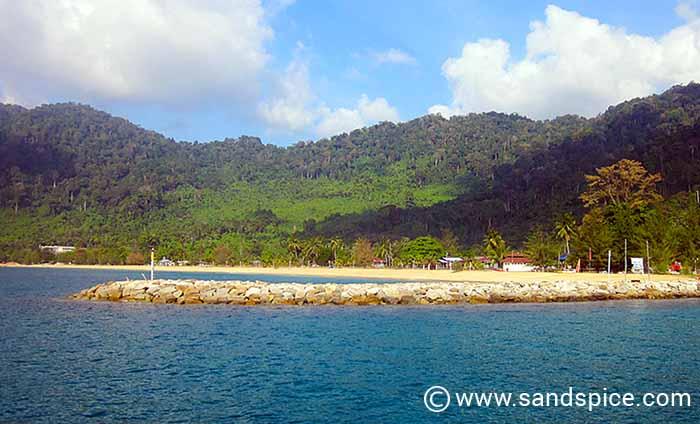 Malaysia & Borneo: Tioman Island