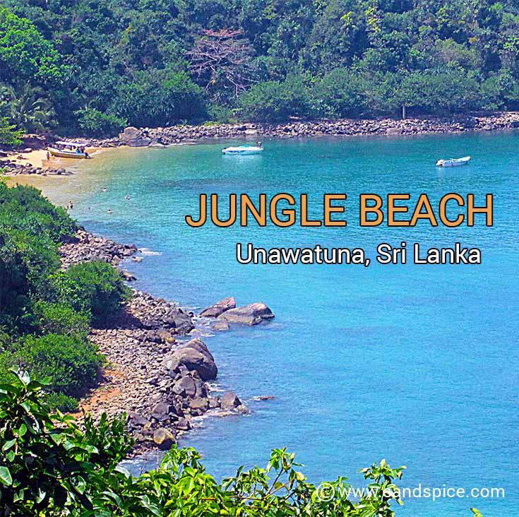 Jungle Beach, Unawatuna