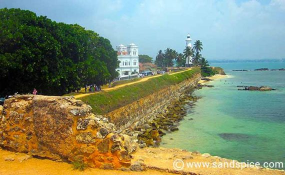 Galle Fort - Budget Accommodation Nightmares