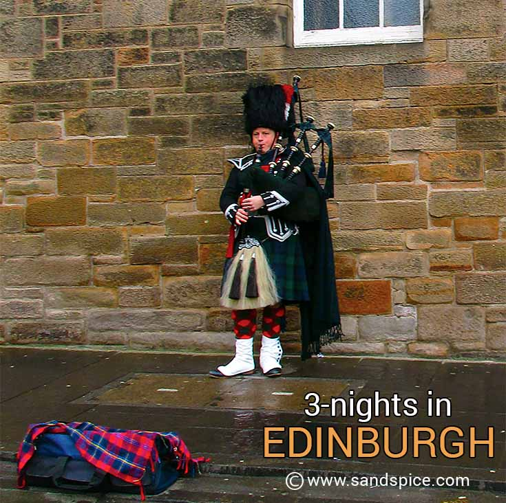 Edinburgh Budget