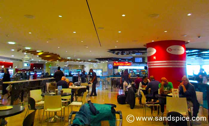 Doha Airport Layover