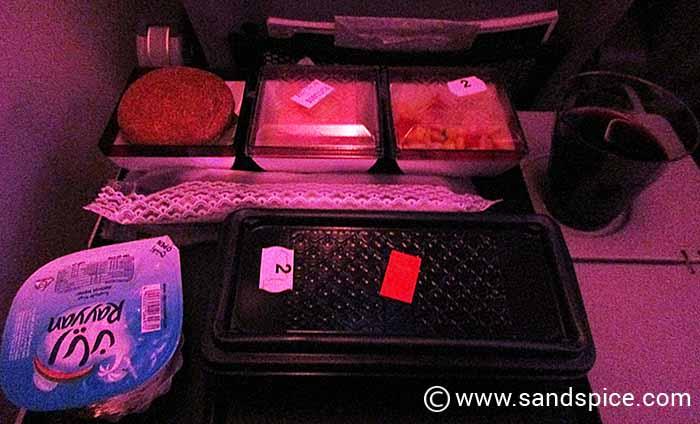Qatar Airways Inflight Experience